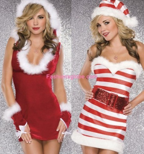 Latest christmas costumes for women
