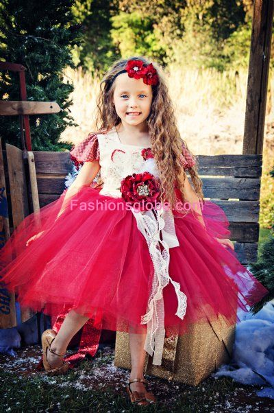 Children's Christmas Dresses