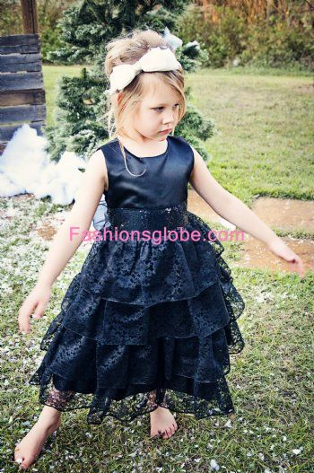Latest Children's Christmas Dresses