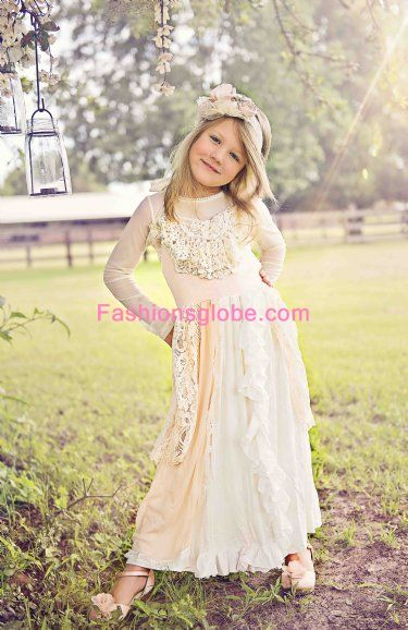 Latest Children's Christmas Dresses Collection