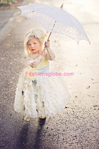 Christmas Dresses For Children's