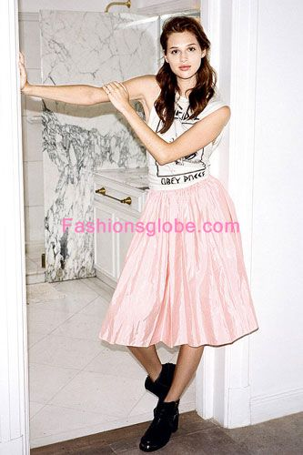 Urban Renewal Prom Skirt
