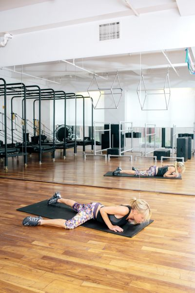 Tracy Anderson's body changing tips