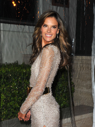Alessandra Ambrosio's fear about plastic surgery