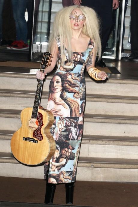 H&M with Lady Gaga