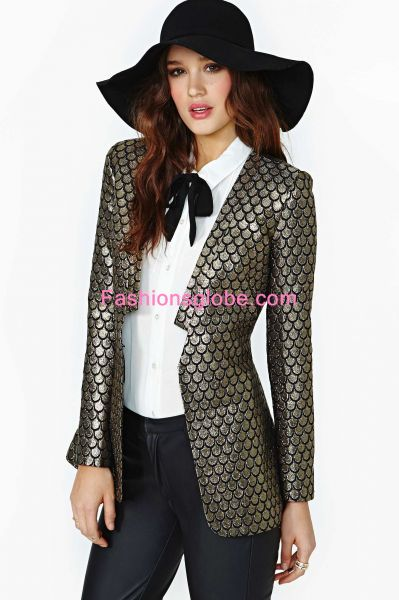 Celebrities Party Jackets Trends