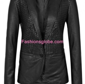 Black Color Party Jackets