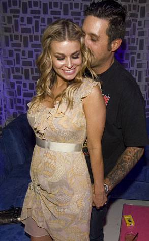 Carmen Electra & Rob Patterson Hot Photos