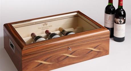 Antique Wine Drink Idea