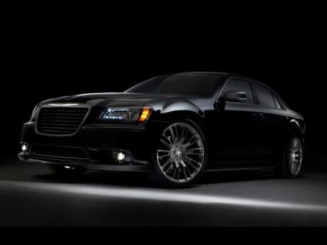 Chrysler 300C Images