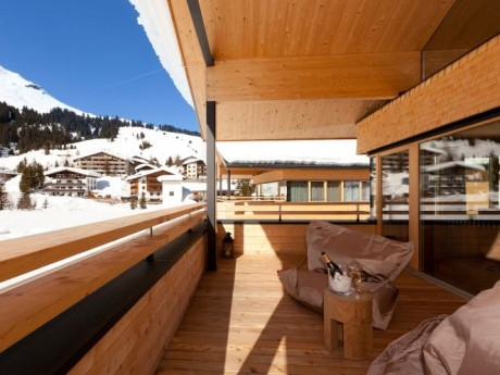 Contemporary designs Chalet