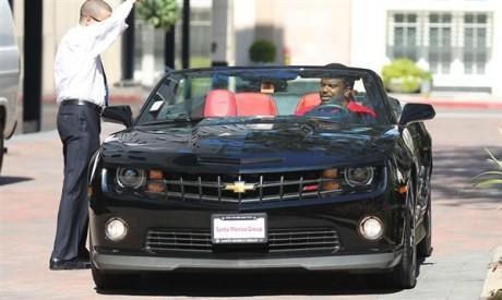 Craig Robinson Luxury Car Image