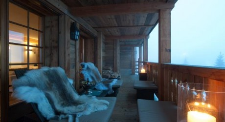 Deluxe chalet Pictures