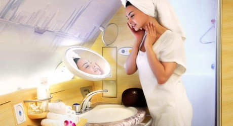 Emirates Airlines Glamorous Cabins Pictures