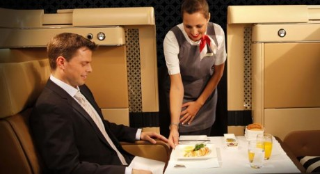 Etihad Airlines Most Glamorous Cabins Photos