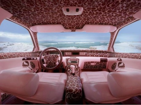 Coach Mark VIII Beautiful Interior Design Photo