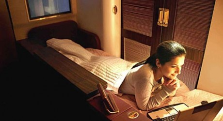 Glamorous Cabins of Jet Airlines Pictures
