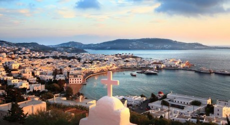 Greek island of Mykonos for Luxury Lifestyle