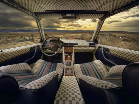 Gucci Gloom Car Beautiful Interior Design Photos