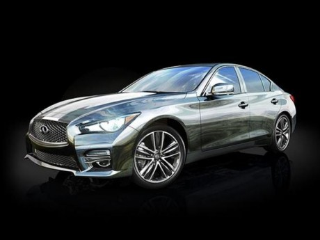Infiniti Q50 by Thom Browne Photos