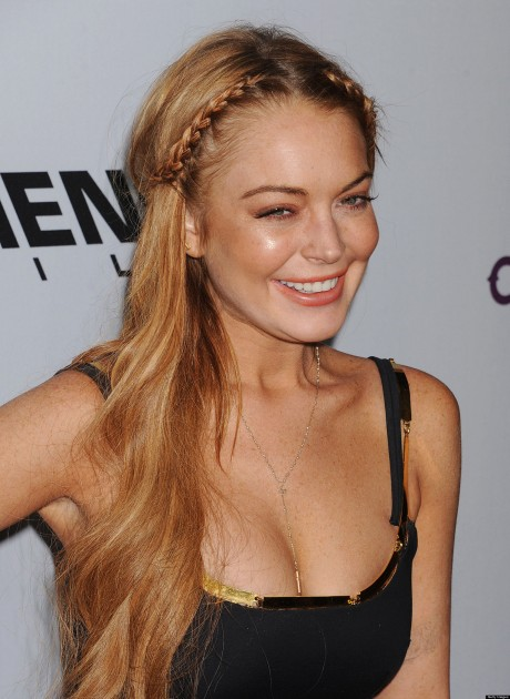 Lindsay Lohan Hot Photos