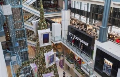 Montreal Luxury Shopping Place Photos