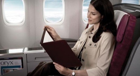 Qatar Airlines Most Glamorous Cabins Pics
