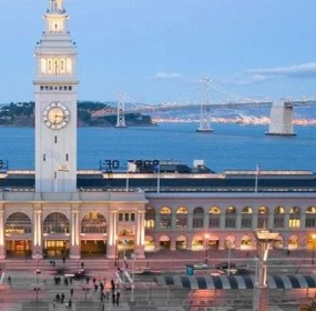San Francisco Luxury Shopping Place Pictures