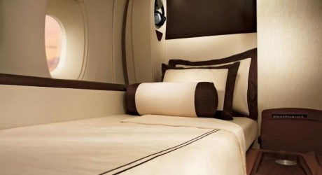 Singapore Airlines Glamorous Cabins Photos