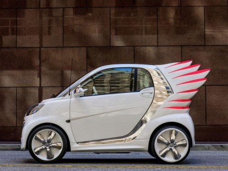 Smart Fortwo by Jeremy Scott Wallpapers
