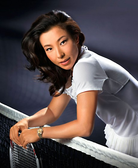 Zheng Jie heat hot pics