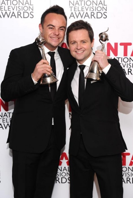 National Television Awards 2014 Nominees