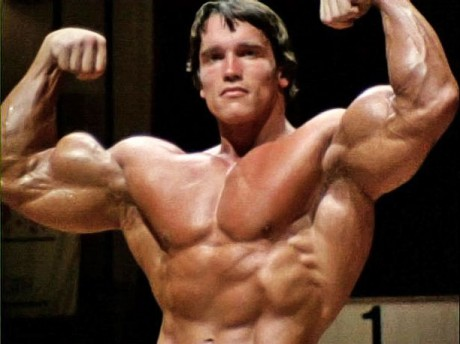 Arnold Schwarzenegger Hot body Images