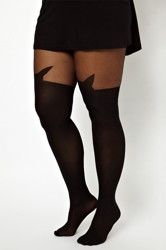 Plus Size Women Tights