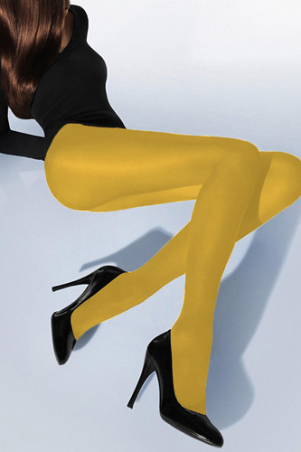 Plus Size Women Tights Pic