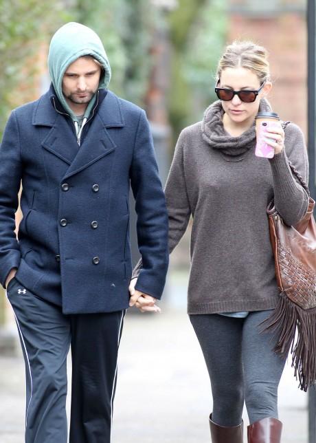 Kate Hudson & Matt Bellamy Pictures