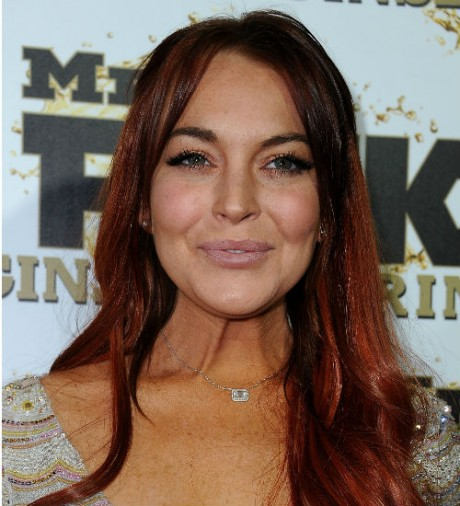 Lindsay Lohan Hot Wallpapers