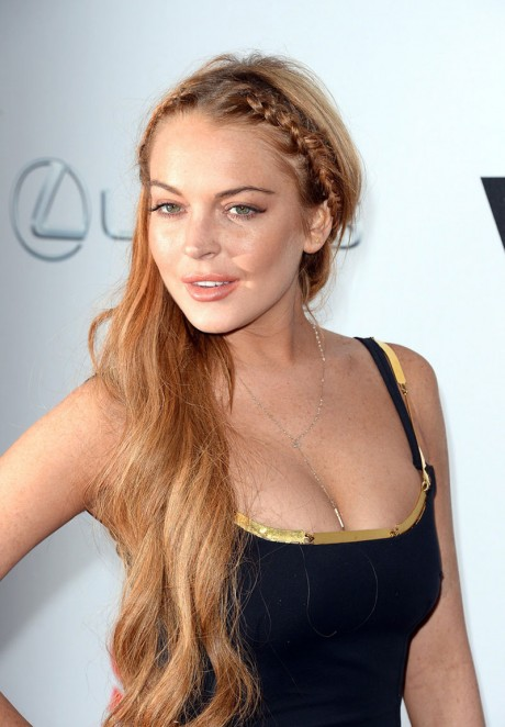 Lindsay Lohan Hot Pictures