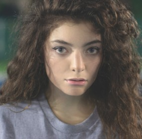 Her hair secrets are spilled by Lorde