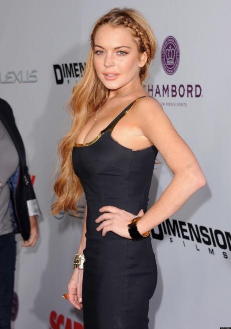 Lindsay Lohan Hot Still