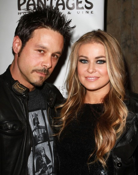 Carmen Electra & Rob Patterson Wallpapers