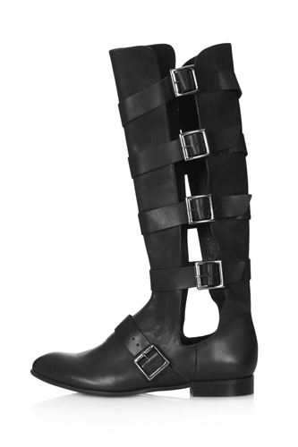 12 High Knee Boots to Kick the Cold