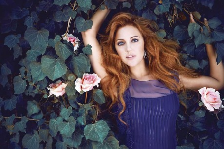 Beautiful Meryem Uzerli Photos