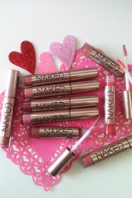 Women Naked Lipgloss Pics