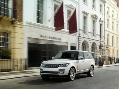 Ultimate Luxury 2014 long wheelbase Range Rover