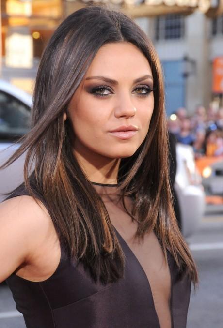 Mila Kunis in 2012