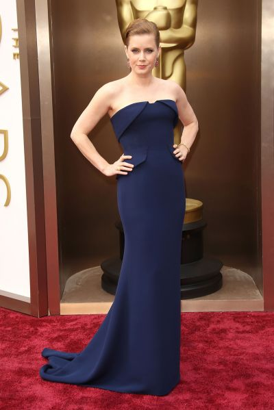 Amy Adams best dress From The Oscars 2014