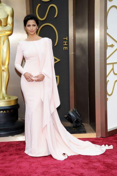 Camila Alves best dress From The Oscars 2014