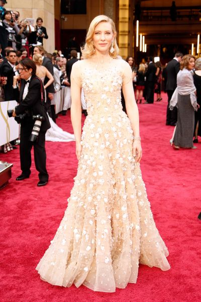 Cate Blanchett best dress From The Oscars 2014