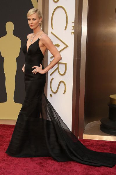 Charlize Theron best dress From The Oscars 2014